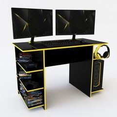 MESA PC DELOS DGA01 GAMER NEG/AM
