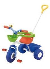 Triciclo Rondi Blue Metal Art. 3075