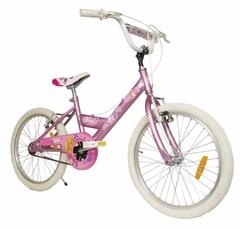 Bicicleta para niño Unibike Barbie Cód. 202000 Rodado 20
