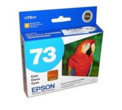 Cartucho Epson Cyan T073220