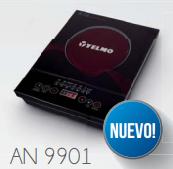 Anafe eléctrico Yelmo AN 9901 2 hornallas