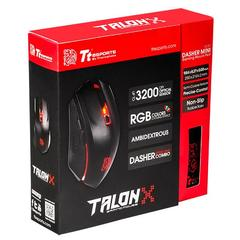 Mouse Gamer Thermaltake Talon X + PAD