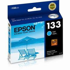 CARTUCHO EPSON CYAN T133220