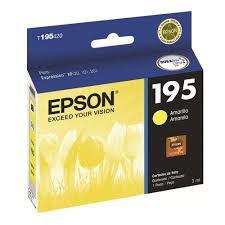 CARTUCHO EPSON AMARILLO T195420
