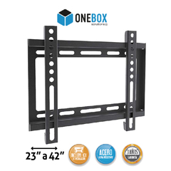 soporte para tv led Fijo  ONEBOX  OB-F24