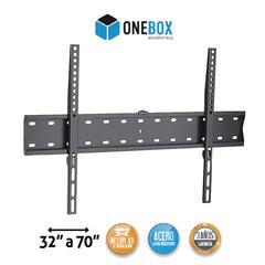 Soporte Para Tv Led Fijo ONEBOX OB-F37