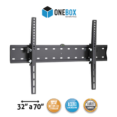 Soporte Para Tv Led Fijo Inclinable ONEBOX OB-I37
