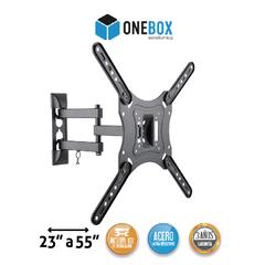 Soporte Para Tv Led Movil ONEBOX OB-M25
