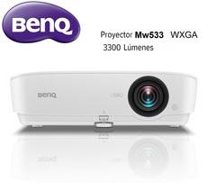 Proyector BENQ  MW533  3300Lum