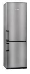 Heladera con freezer Koh-I-Noor KGA-4094/7 250 Lts. Inox.