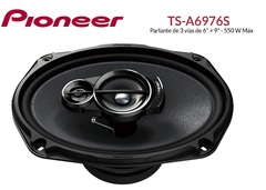 Parlante para Auto Pioneer Tsa6976s 500w
