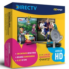 Kit Directv Prepago