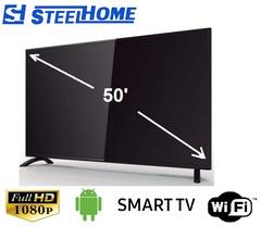 TV LED Steel Home 50'  Smart   Full HD