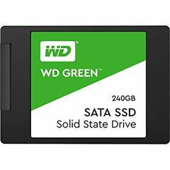 DISCO RIGIDO WESTERN DIGITAL (SSD) GREEN 2.5 240GB