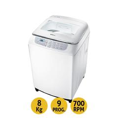 lavarropas automático SAMSUNG WA80F5UDW 9 programas