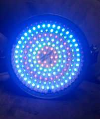Luces GBR Spot Led Par Pro Dm