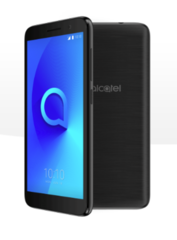 Telefono celular ALCATEL 1  Negro