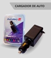 CARGADOR PARA AUTO PROBATTERY 12-19V USB 5V 1A