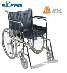 Silla De Ruedas SILFAB Standard Fija Ancho 46 Cm. S3010/46