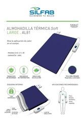 Almohadilla Térmica SILFAB Large AL81