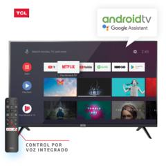 TV LED TCL 32'  SMART  L32S6500