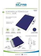 Almohadilla Térmica SILFAB Small AL80