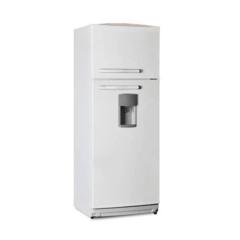 Heladera BAMBI 1600BD 329lts con dispenser - Blanca
