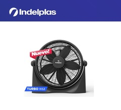TURBO CIRCULADOR  INDELPLAS 12' IV12