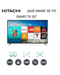 TV LED HITACHI 50' SMART 4K18
