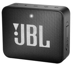 PARLANTE PORTATIL JBL GO 2 NEGRO Bluetooth