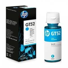 BOTELLA DE TINTA HP GT52 - 70Ml - CYAN