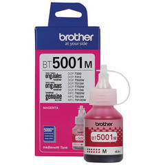 Botella De Tinta Brother BT5001M - Magenta