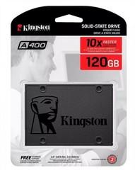 DISCO RIGIDO KINGSTON (SSD) A400 120GB SATA III
