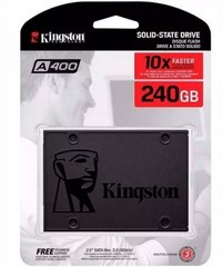 DISCO RIGIDO KINGSTON (SSD) A400 240GB SATA III