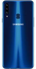 TELEFONO CELILAR SAMSUNG A20S BLUE