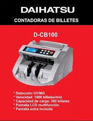 CONTADOR DE BILLETES DAIHATSU