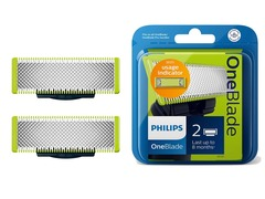 REPUESTO ONE BLADE PHILIPS QP220 X2