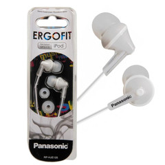 AURICULARES IN EAR PANASONIC RP-HJE125PPW