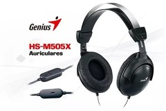 AURICULARES GENIUS HS-M505X PS4/ NOTE/SMARTFONE/TABLET