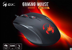 MOUSE GENIUS GX X1-400 GAMING