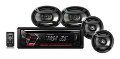 AUTOESTEREO PIONEER DXT-X1969UB C/CD 4/PARL
