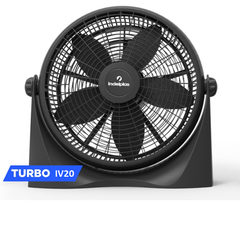 "TURBO CIRCULADOR INDELPLAS 20"" IV20"