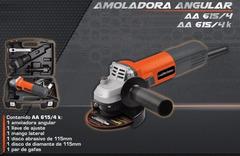 AMOLADORA GLADIATOR 615/4 KIT