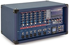CONSOLA POTENCIADA PHONIC POWER630RW
