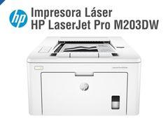 IMPRESORA HP LASERJET M203DW