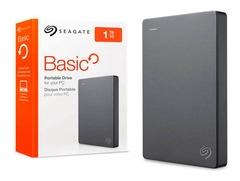 DISCO RIGIDO SEAGATE BASIC USB 3