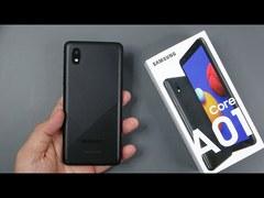 TELEFONO CELULAR SAMSUNG A01 CORE BLACK