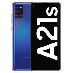 TELEFONO CELULAR SAMSUNG A21S BLUE