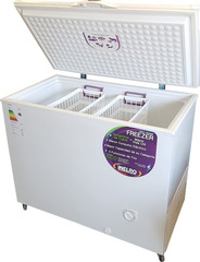 FREEZER HORIZONTAL INELRO FIH-350 290L A+