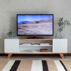 MESA P/TV SILCAR TINCA BLANCO 180